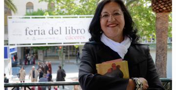 Autora Inma Chacón día 1 mayo
